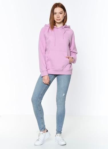 Only Sweatshirt Renkli